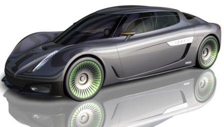 O super carro sueco: Mais um Carro movido a energia Solar!